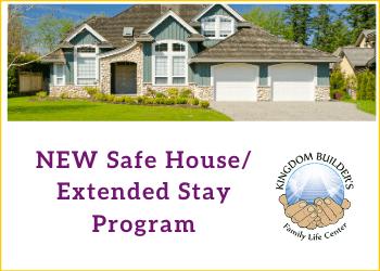 Safe House/Extended Stay Housing Program